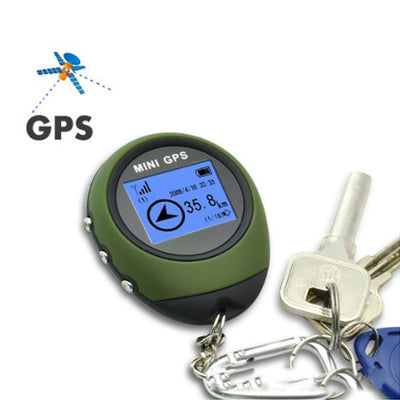 Mini GPS Receiver Navigation Tracker - Sixty Six Depot