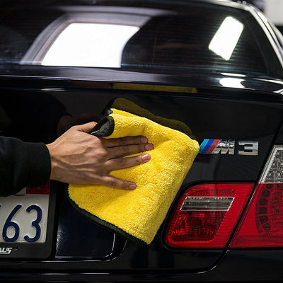 Super Absorbent Car Wash Microfiber Cloth
