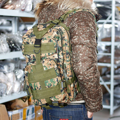 Unisex Outdoor Military Tactical Backpack Camping Hiking Sports. - Sixty Six Depot