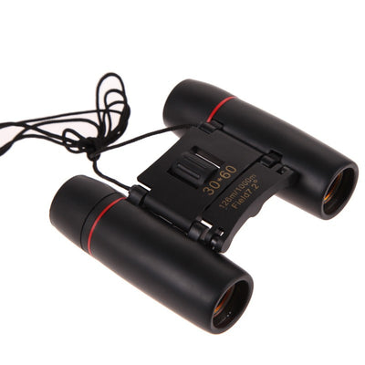 Day Night Vision 30 x 60 Zoom Folding Binoculars. - Sixty Six Depot
