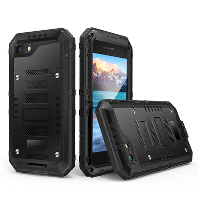 Tactical Shockproof iPhone Case - Sixty Six Depot
