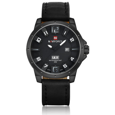 NAVIFORCE Luxury Military Watches. - Sixty Six Depot