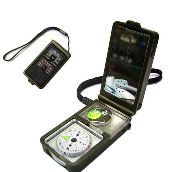Multifunction 10 In 1 Military Compass Kit Sixty Six Depot