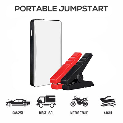 Portable Jumpstart - Sixty Six Depot