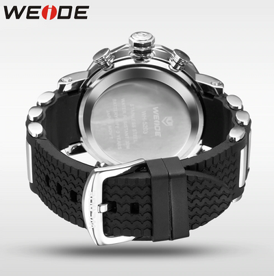 Men's WEIDE Digital LED Sports Watch.