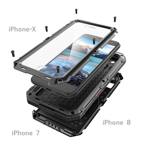 promo code 7d194 8d90b Tactical Shockproof iPhone Case