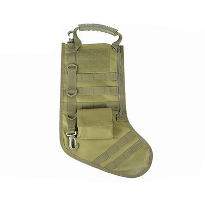 Tactical Molle Christmas Stocking - Sixty Six Depot