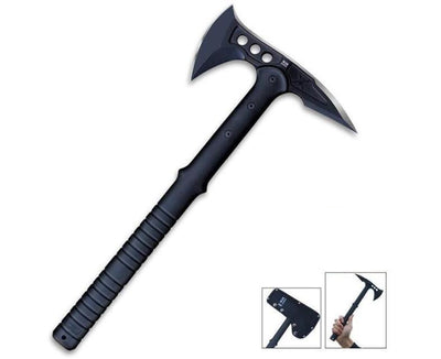 Tactical Military SurvivalAxe Stainless Steel. - Sixty Six Depot
