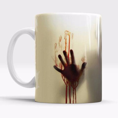 The Walking Dead Morphing Mug - Sixty Six Depot