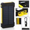 Portable Waterproof Solar Panel Charger - Sixty Six Depot