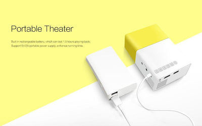 LUMI Portable Projector 2.0 Ultra - Sixty Six Depot