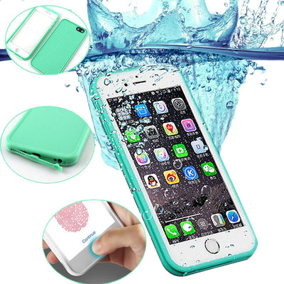 The Immortal™ Waterproof iPhone Case - Sixty Six Depot