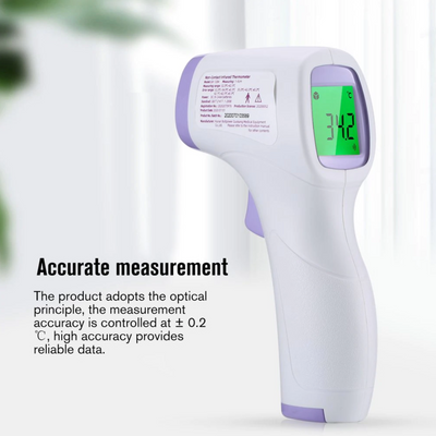 Non-contact Handheld Infrared Portable Thermometer