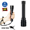 Scuba Diving Flashlight 100m