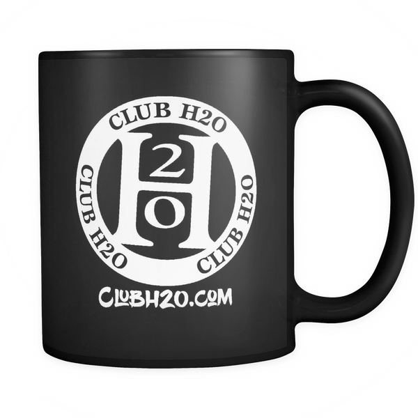 Club H2O Double Sided Coffee Mug