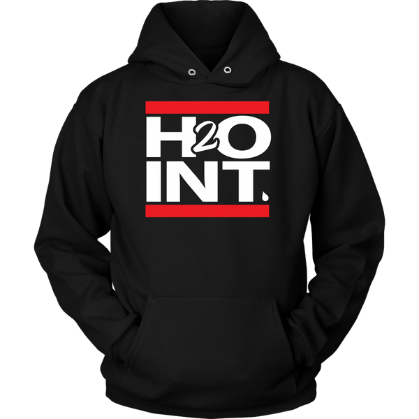 H2Oi / H2OINT Black Hoodie
