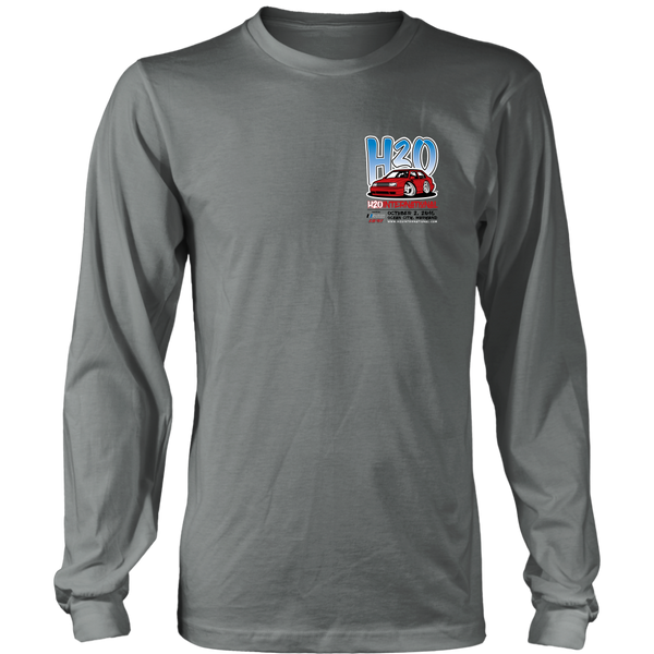 Official H2O International 2016 Event Long Sleeve Shirt / Limited TIme
