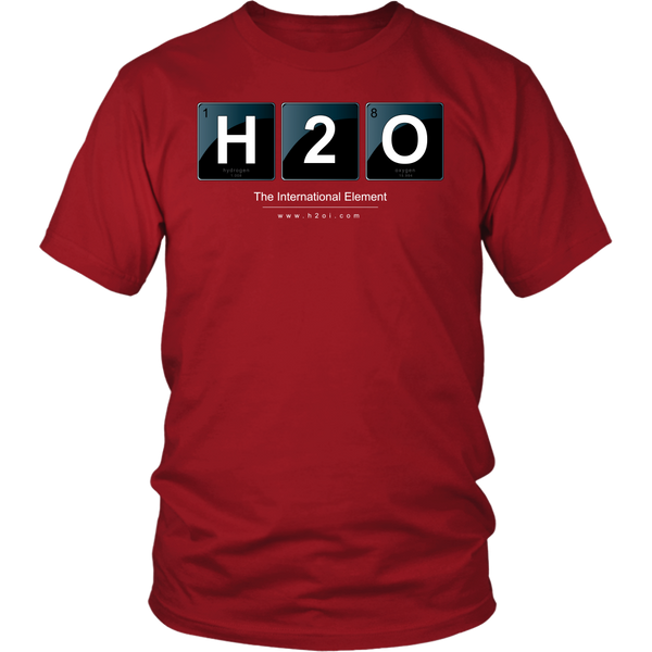 H2Oi / The International Element Tee