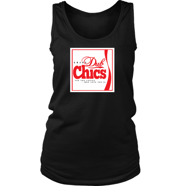 DubChics / Diet Coke Tank