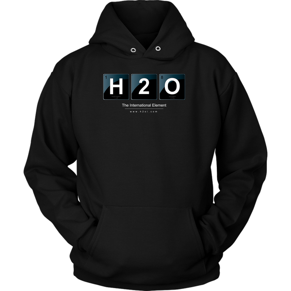 H2Oi / The International Element Hoodie
