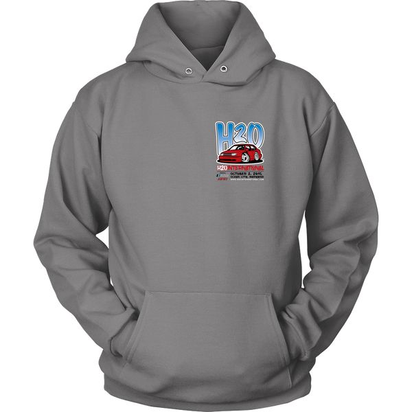Official H2O International 2016 Event Hoodie / Limited Time