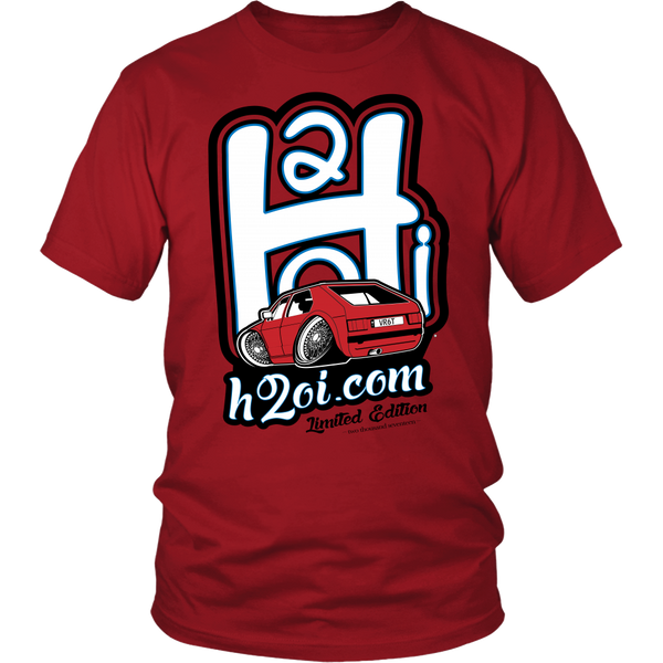 H2Oi / Limited Edition 2017 Tee