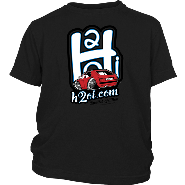 H2Oi Limited Edition '17 Youth Tee