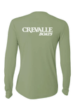 Women's  Crevalle Boats Long Sleeve Performance Shirt