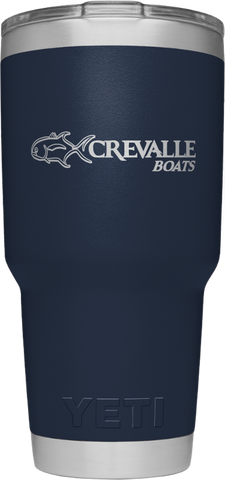 Crevalle 30 oz. Yeti Tumbler with Lid