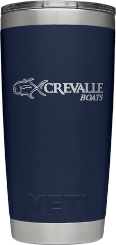 Crevalle 20 oz. Yeti Tumbler with Lid