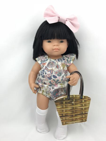 My Mini Boo Mabelle Romper and socks set