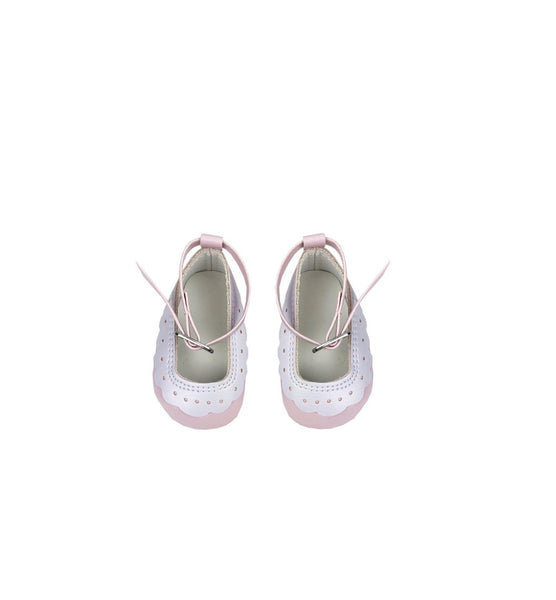 Pale Pink Party Shoes