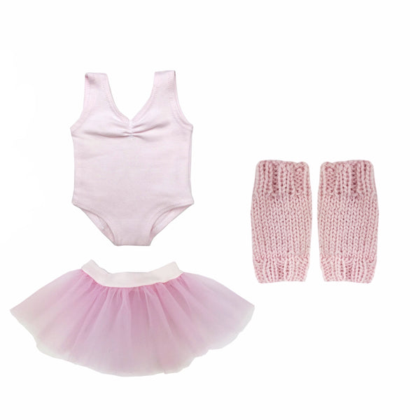 My Mini Boo Pink Ballet Set