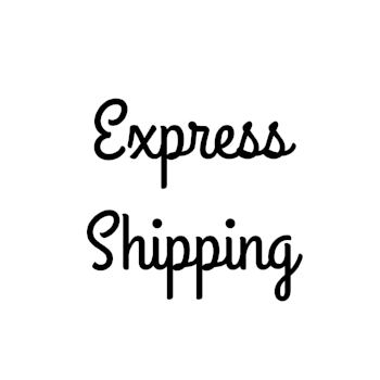 Shipping upgrade- Express Shipping Small Parcel
