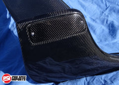 TRD Wing Carbon Fibre End Caps (Pair)