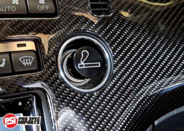 USA Supra Interior - Stealth Black Edition HVAC 10pc Ultra Combo