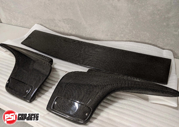 TRD Style Supra Wing - Full Carbon
