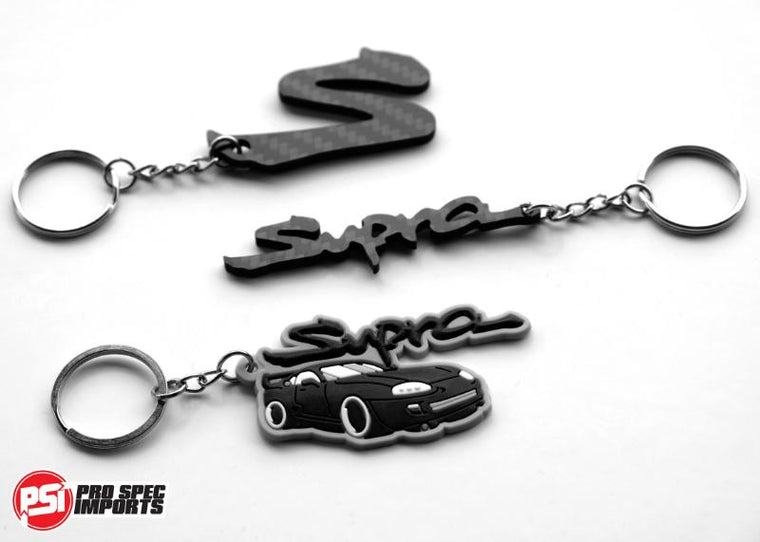 Supra Key Ring - SET of 3