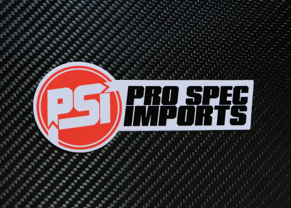 Pro Spec Imports Stickers - Classic
