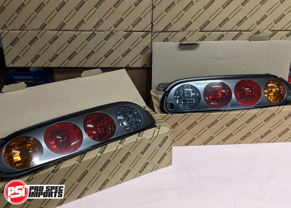 Genuine Toyota '97+ Series 2 'Facelift' Supra Tail lights