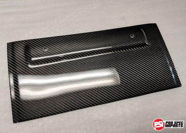 Supra Carbon Fibre Plate Garnishes & Backing Plate - COMBO DEAL