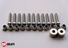 Supra Front Lip Mounting Bolt Kit