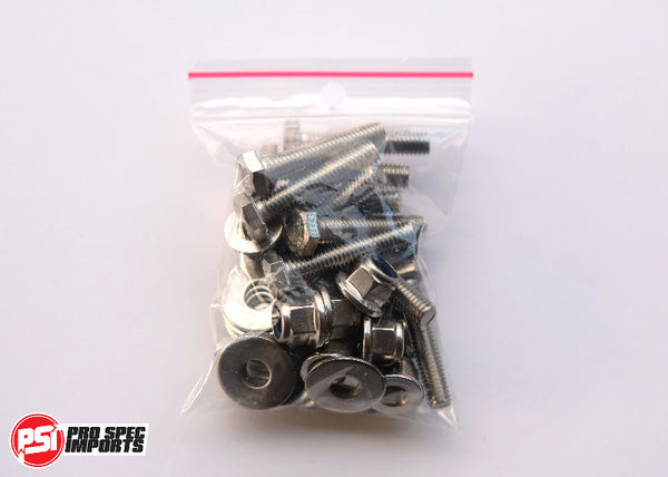 Supra Front Lip Mounting Bolt Kit - New Zealand Stock