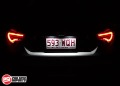 Subaru BRZ Number Plate LED Replacement Unit