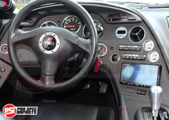 Toyota Supra interior custom parts trd pro spec imports carbon dash rings