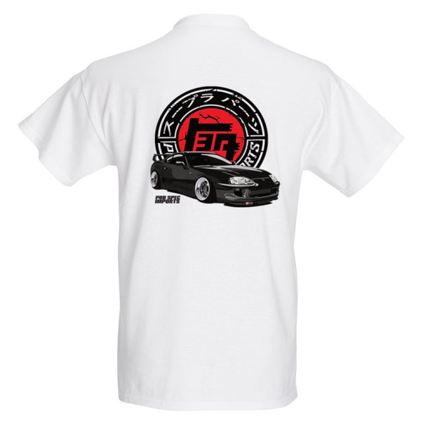 Old School Logo Supra Tee