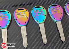 Neo Chrome - Titanium GTR Key