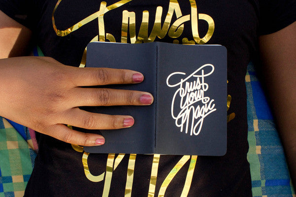 TRUST YOUR MAGIC™ Pocket Journal