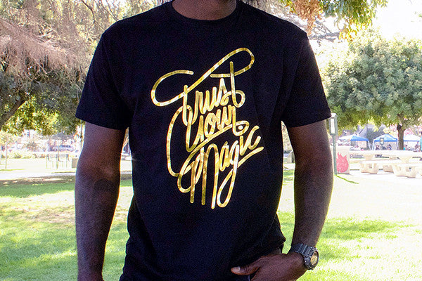 TRUST YOUR MAGIC™ Unisex Crew Neck T-Shirt