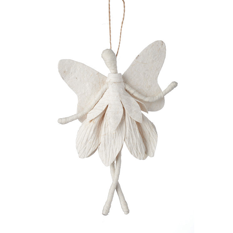 MISTLETOE FAIRY HANGING DECORATION